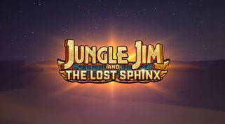 Jungle Jim and The Lost Sphinx demo