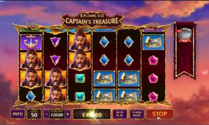 Kingdoms Rise Captain's Treasure demo