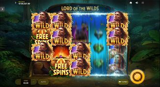 Lord of the Wilds  demo