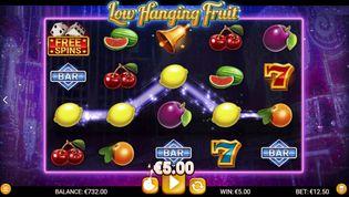 Low Hanging Fruit  demo