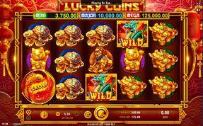 Lucky Coins demo