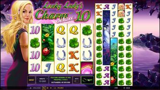 Lucky Lady's Charm Deluxe 10 demo
