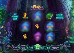 Magic Mushroom Slot