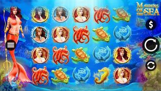 Maidens of the Sea  Slot