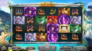 Medusa Fortune & Glory  demo