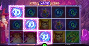 Merlin's Magic Mirror demo