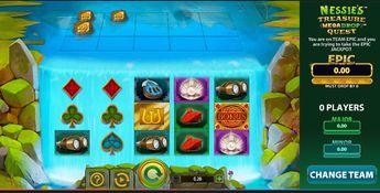 Nessie's Treasure Mega Drop Quest demo