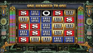One Hundred To One Slot