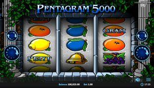 Pentagram 5000  demo