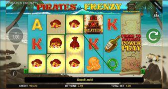 Pirates' Frenzy  Slot