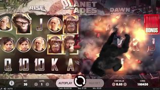 Planet of the Apes demo