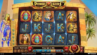 Power of Gods: Egypt  demo
