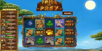 Pride and Prey demo