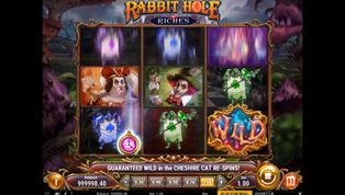 Rabbit Hole Riches  demo