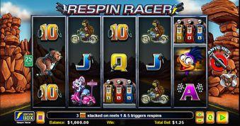 Respin Racer  demo