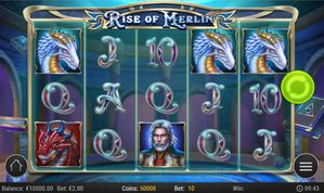 Rise of Merlin demo
