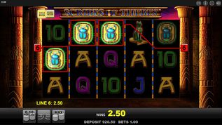Scribes of Thebes Slot