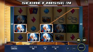 Secret Mission demo