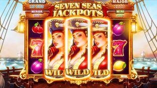 Seven Seas Jackpots  demo