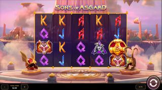 Sons of Asgard  demo