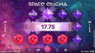 Space Enigma  demo