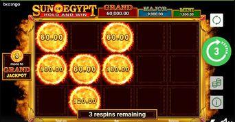 Sun of Egypt demo
