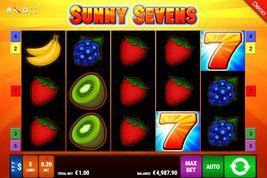 Sunny Sevens  Slot