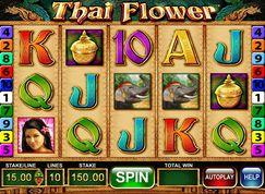 Thai Flower demo