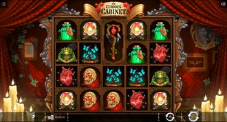The Curious Cabinet demo