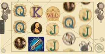 The Da Vinci Device  Slot