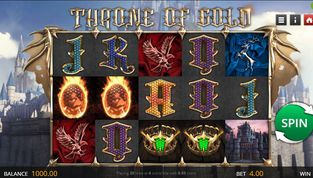 Throne of Gold demo