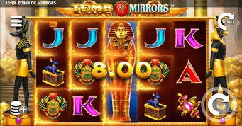 Tomb of Mirrors  Slot