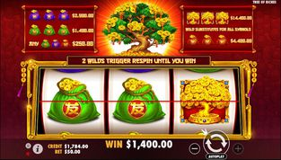 Tree of Riches Slot demo