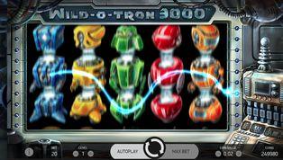 Wild-O-Tron 3000 demo