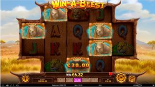 Win-A-Beest  Slot