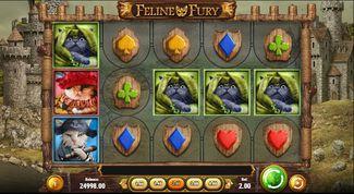Feline Fury  demo