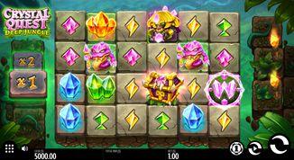 Crystal Quest: Deep Jungle demo