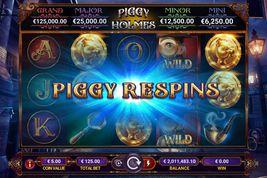 Piggy Holmes demo