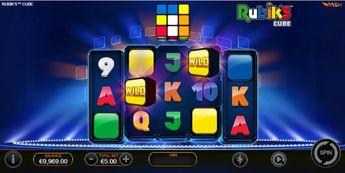 Rubik's Cube  demo