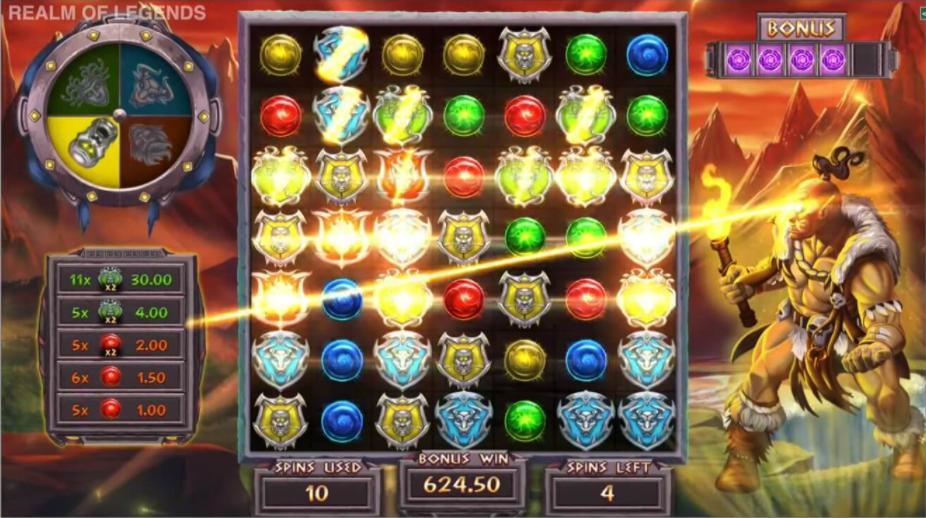 Realm Of Legends  demo