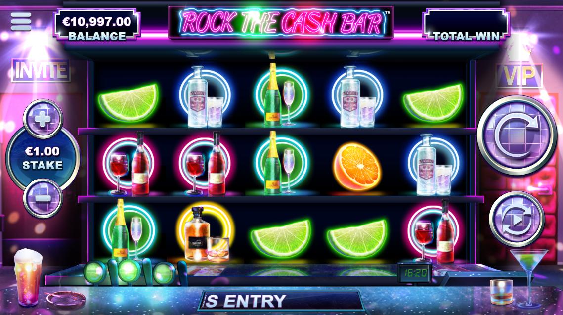 Rock The Cash Bar demo