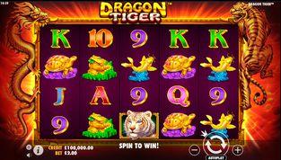 Dragon Tiger  demo