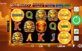 Sun of Egypt 2 Slot