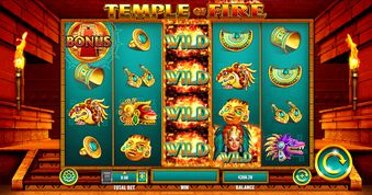 Temple of Fire demo