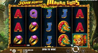John Hunter and the Mayan Gods demo