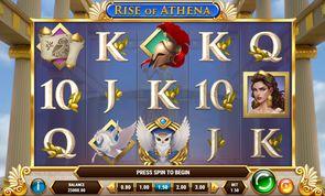 Rise of Athena demo
