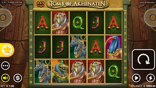 Tomb of Akhenaten demo