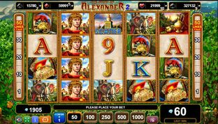 The Story of Alexander II  demo
