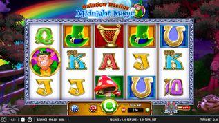 Rainbow Riches: Midnight Magic demo