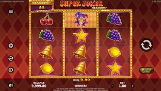 Super Joker Megaways Slot